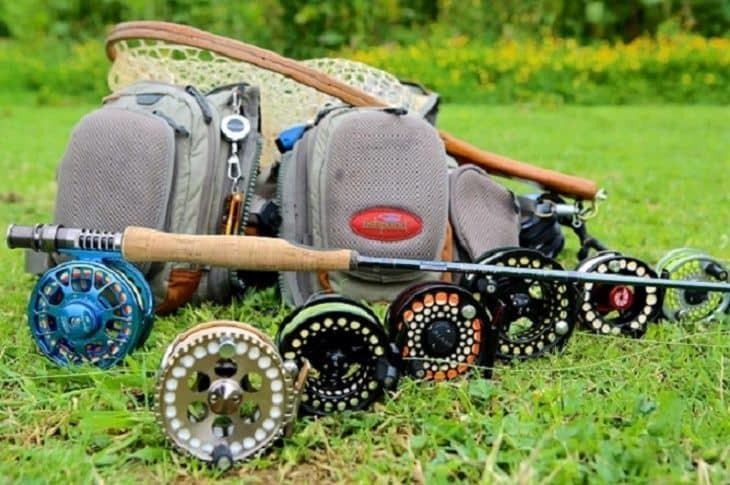 how to choose fly fishing reels
