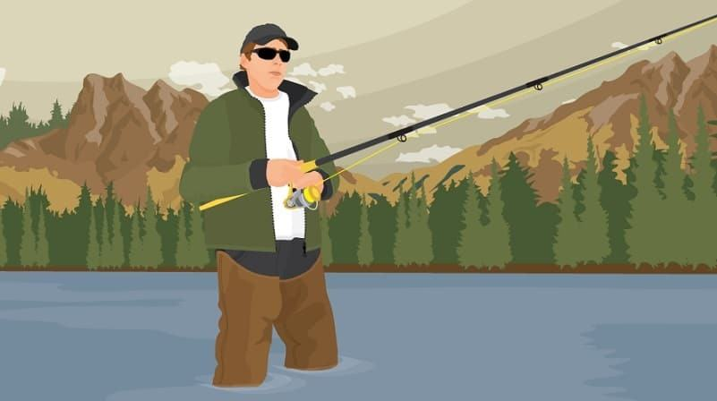How to choose fishing waders