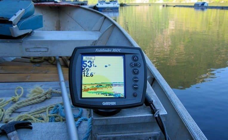 Using Fish Finder Technology